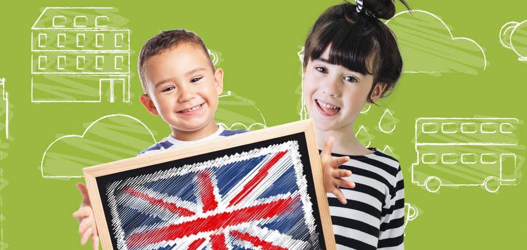 inglés para niñas y niños