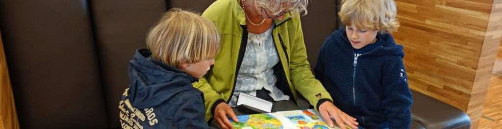 Beneficios de la lectura para niños